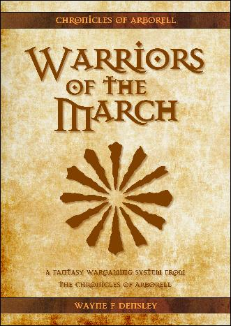 Warriors of the March Commanders Guide and Basic Tile Set